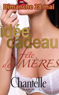Idées Cadeaux Fêtes des Mères : lingerie et maillot de bain à Offrir